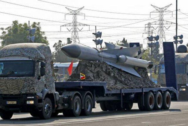 СМИ: иранские силы ПВО сбили беспилотник на юго-западе страны