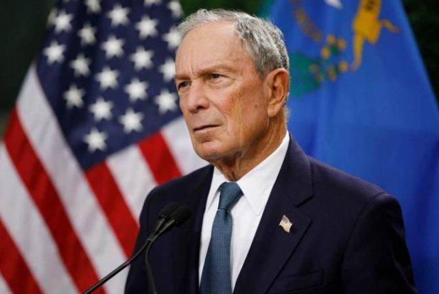 Экс-мэр Нью-Йорка официально зарегистрировался кандидатом в президенты США