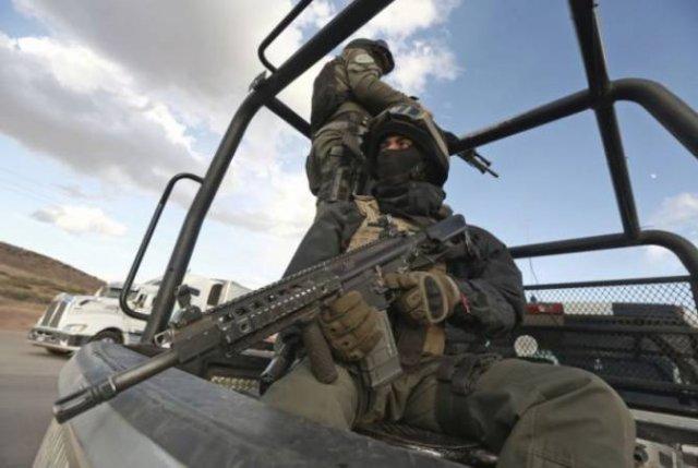 В Мексике пять полицейских стали жертвами нападения