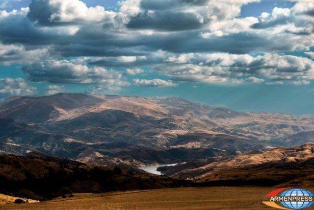 В Армении похолодает на 2-4 градуса