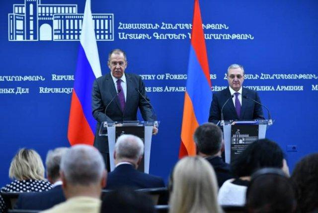 Армения и Россия готовят документ о сотрудничестве в области биологической безопасности – Мнацаканян