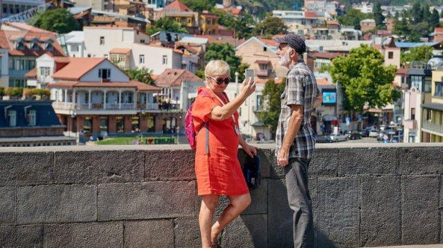 В Грузии россияне чаще других иностранцев получали вид на жительство
