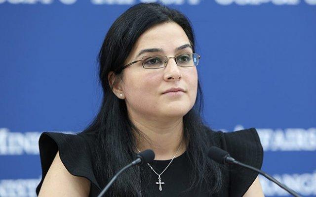 Анна Нагдалян: В настоящее время стороны не ведут переговоров по какому-либо конкретному документу