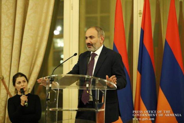 Мы надеемся в этом году начать переговоры с ЕС по либерализации визового режима: Пашинян
