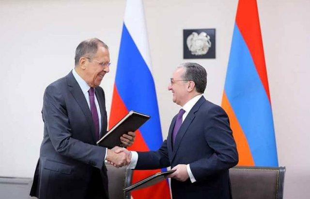 Стратегическое и союзническое партнерство: ереванский визит Лаврова
