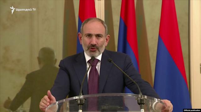 Пашинян: В отношениях с США мы близки к важному прорыву
