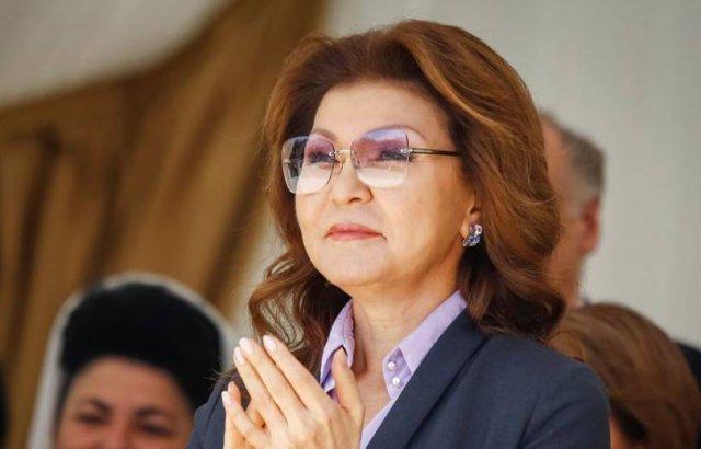 Делегация Казахстана во главе с Даризой Назарбаевой прибыла в Армению