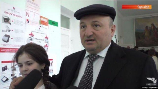 Вардан Гукасян заверяет, что никому не угрожал