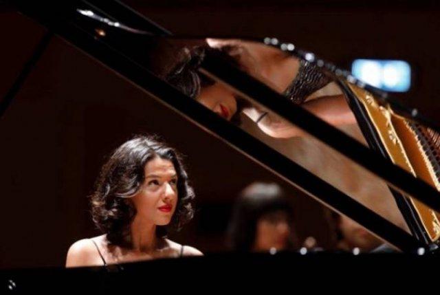 Хатия Буниатишвили впервые выступит с Национальным филармоническим оркестром Армении