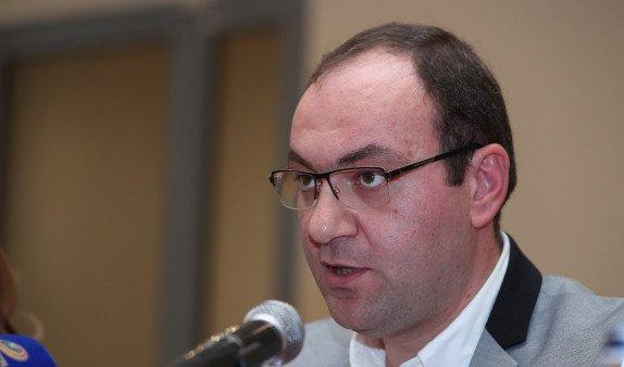 Арсен Бабаян назвал уголовное дело против него политическим преследованием
