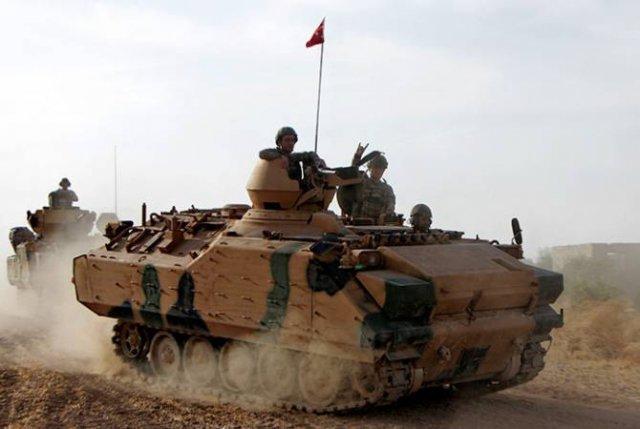 ООН отмечает продолжение столкновений на границе Турции и Сирии