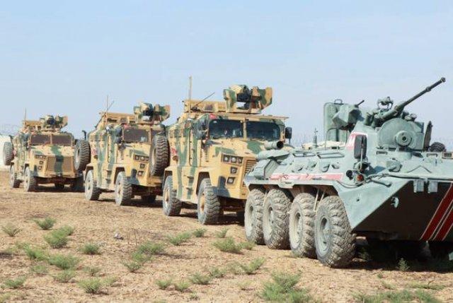 СМИ: Турция начала строительство военной базы на северо-востоке Сирии