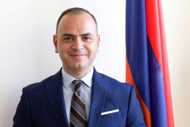 Заре Синанян с рабочим визитом посетит Украину