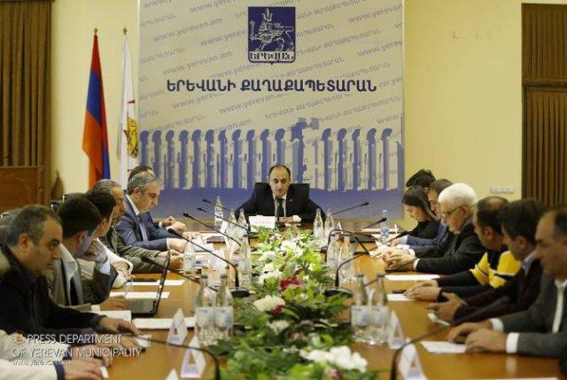 Проект бюджета и программы развития Еревана на 2020 г. вынесены на общественное обсуждение