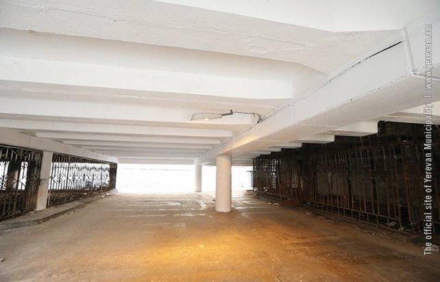 Подземные переходы ремонтируются на средства мэрии Еревана