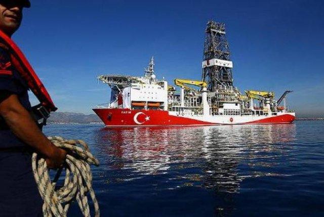 Турция начала бурение у берегов Кипра, несмотря на угрозу санкций Евросоюза