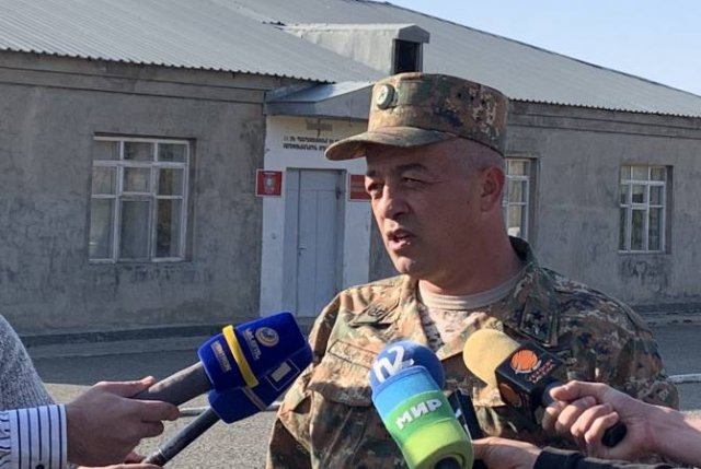 Наши солдаты всегда готовы к выполнению любой боевой задачи: командир воинской части