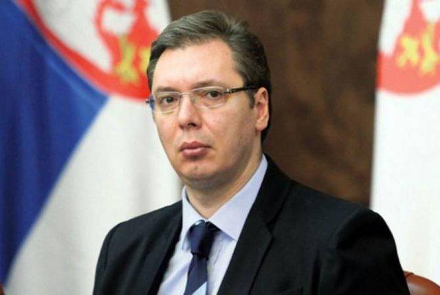 Президент Сербии госпитализирован из-за проблем с сердцем