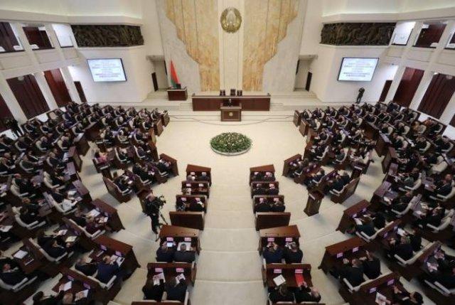 Новый состав белорусского парламента соберется 6 декабря