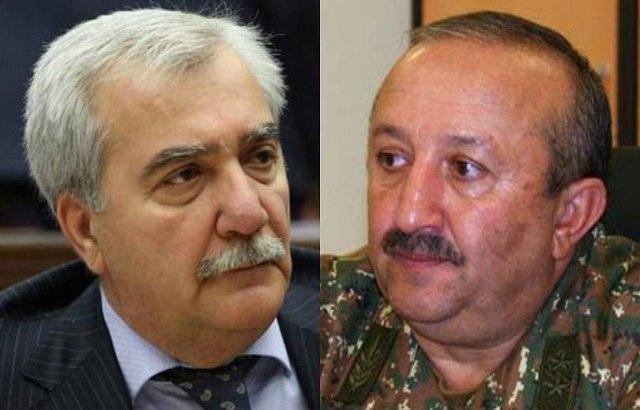 Мовсес Акопян будет приглашен в следственную комиссию по Апрельской войне. Андраник Кочарян