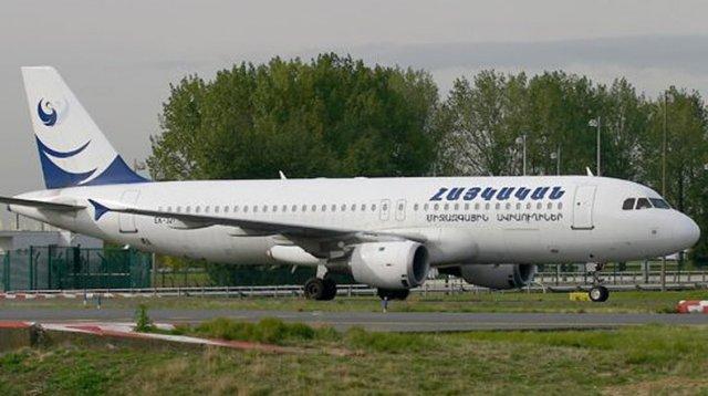 Прямое регулярное авиасообщение откроется между Ереваном и Анапой