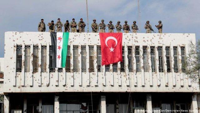 Турция угрожает возобновить военную операцию в Сирии
