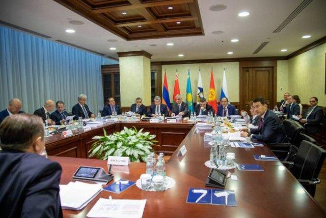 Под председательством Мгера Григоряна в Москве состоялось очередное заседание Совета ЕЭК