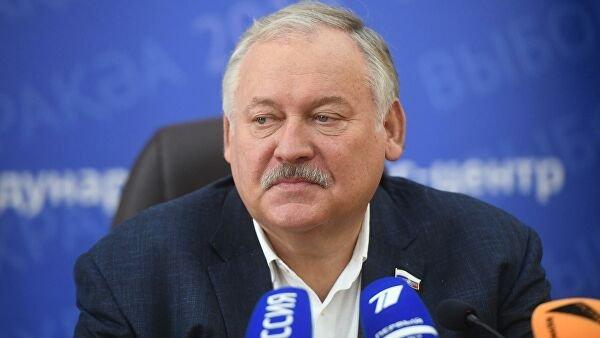 Затулин: Азербайджан должен признать независимость Карабаха, а НКР - вернуть 5 из 7 районов