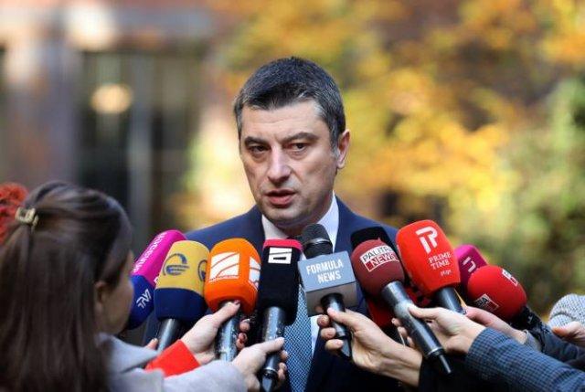 Премьер Грузии счел разгон спецназом митинга у парламента законным