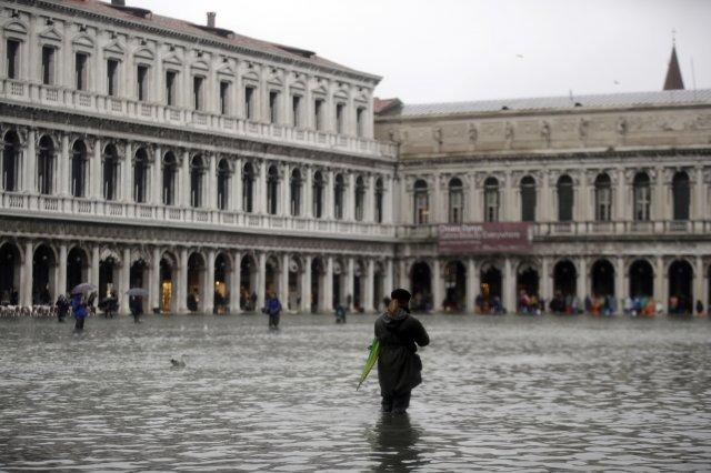 Россияне собрали €1 млн на восстановление затопленной Венеции