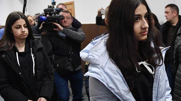 Сестры Хачатурян попросили о суде с участием присяжных