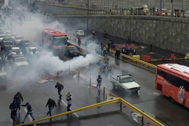 В ООН призвали Иран отказаться от оружия при разгоне митингов