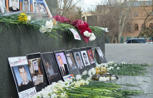 Мэрия Еревана объявляет конкурс на проект памятника жертвам 1 Марта