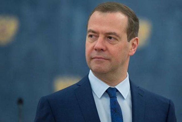 Медведев обсудит с вице-президентом Азербайджана двусторонние отношения