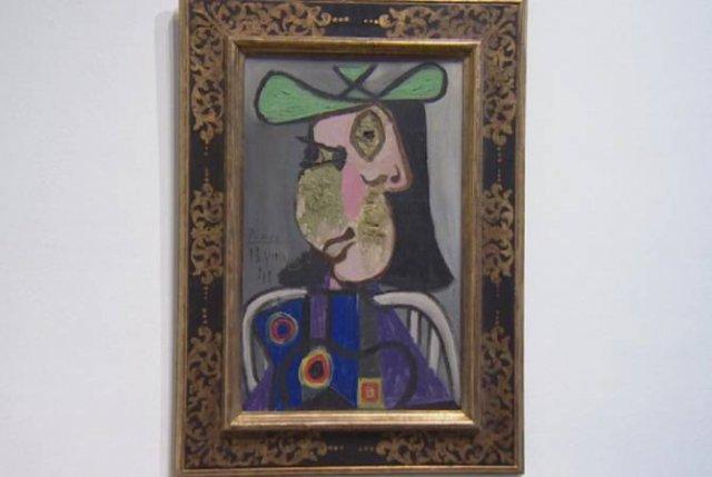 Картину Пикассо продали на аукционе в Канаде за $6,9 млн