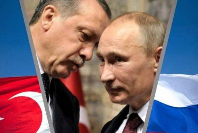 Новые угрозы для России со стороны Турции