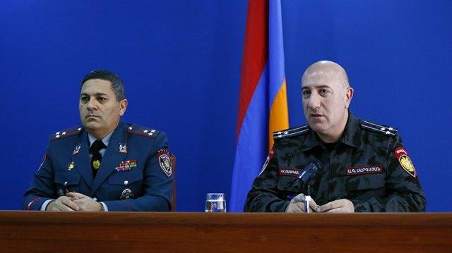 И.о. начальника полиции Армении рассказал, каким критериям должен соответствовать сотрудник дорожной полиции