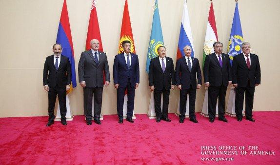 Лидеры стран ОДКБ в Бишкеке обсудят более 20 вопросов