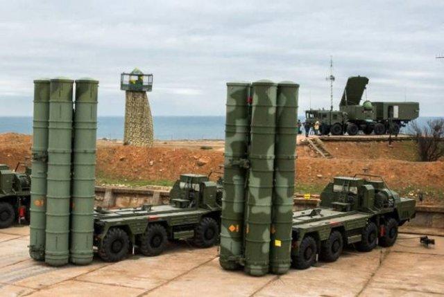 Турция начинает испытания радиолокационных систем С-400 в районе Анкары