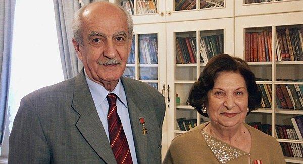 Эдуард Мартиросян и сотрудники СНБ выразили соболезнования в связи с кончиной Гоар Варданян