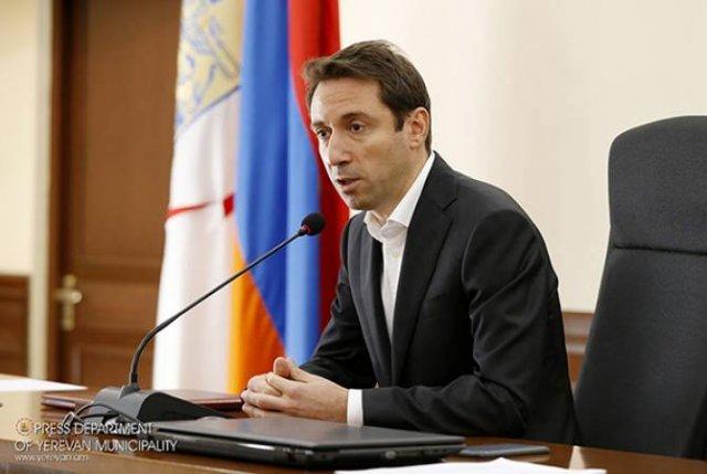 Мэр Еревана вручит грамоты за высокую социальную ответственность