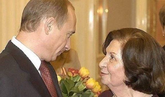 Путин выразил соболезнования в связи с кончиной разведчицы Гоар Вартанян