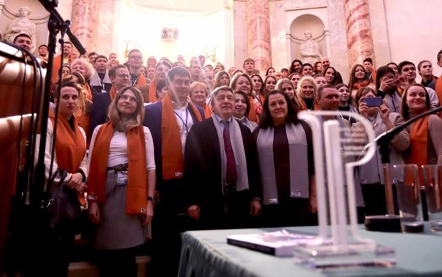 В Эрмитаже прошёл второй день Медиафорума «Диалог культур»