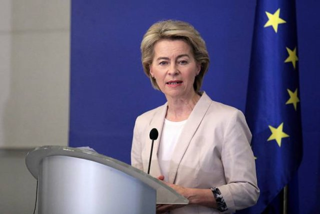 Европарламент утвердил новый состав Еврокомиссии под руководством Урсулы фон дер Ляйен