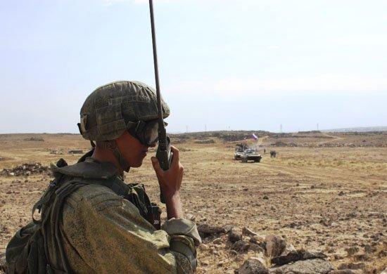 Более 300 военнослужащих контрактной службы ЮВО прошли курсы профпригодности в горах Армении