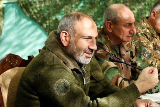 Главы Армении и Арцаха встретились с кандидатами на предстоящих президентских выборах в Арцахе