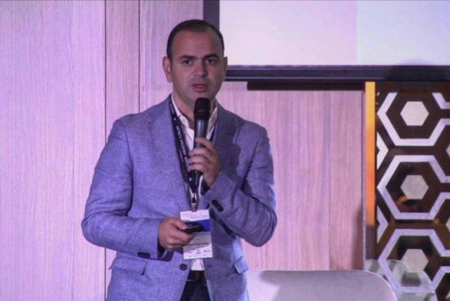 Заре Синанян в Киеве принял участие в форуме Imagine Armenia