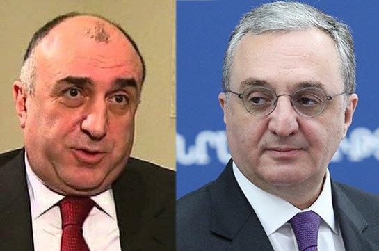 Встреча глав МИД Армении и Азербайджана состоится 4 декабря в Братиславе