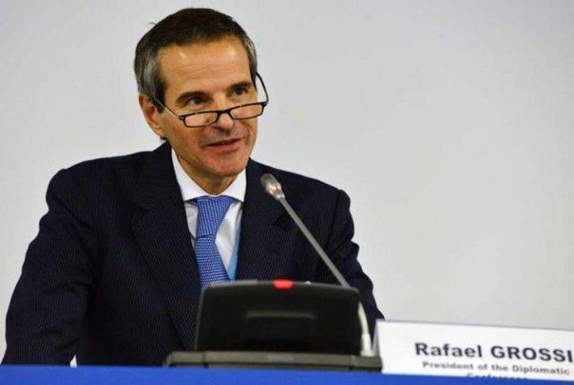 Генконференция МАГАТЭ утвердила Рафаэля Гросси новым гендиректором агентства