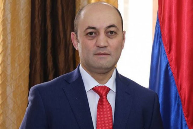 Айк Марутян назначил нового руководителя административного района Кентрон